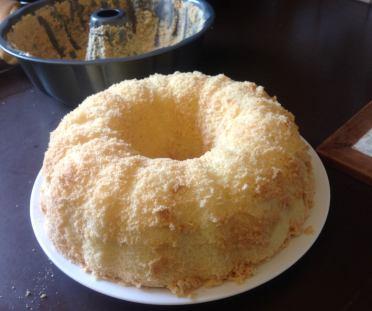 Gluten Free 5 Minute Chiffon Cake