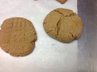 Gluten Free Bacon Molasses Ginger Cookies