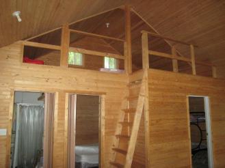 loft new cabin