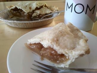 slice of gluten free pie
